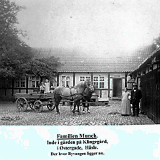 Munch Klingegård