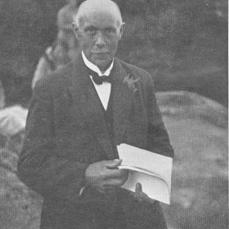 Otto J. Lund Forfatter i Rutsker.