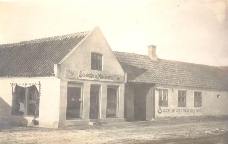 Sadelmager Kofods