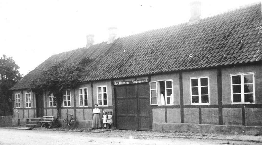 Chr. Hansen Fælledvej