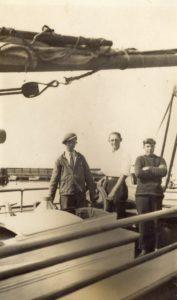 Louis Johansen th. 1929