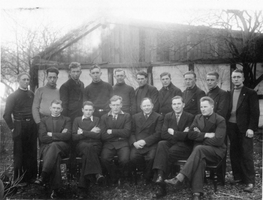 Rønne Navigationsskole 1935